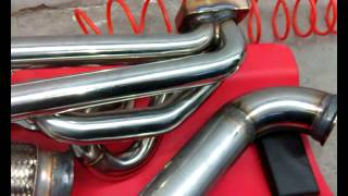"""3"""" exhaust systems for VOLVO 760 & tuning components"""