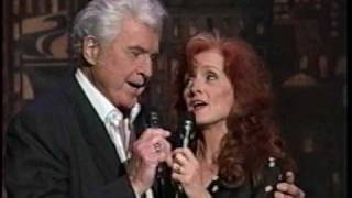 Broadway Melodies 1994. John & Bonnie Raitt. David Letterman