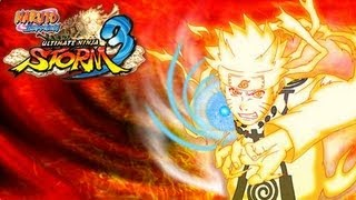 Win Naruto Ultimate Ninja Storm 3 For FREE! - Official Contest Rules!
