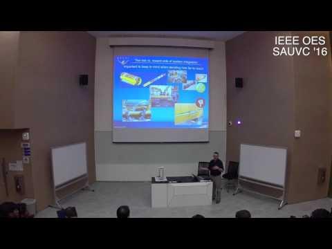 SAUVC '16 - Underwater Vehicle Development and Instrument Integration Activities