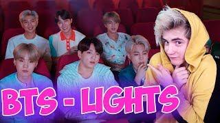 BTS Lights Реакция | BTS | Реакция на BTS Lights Official MV