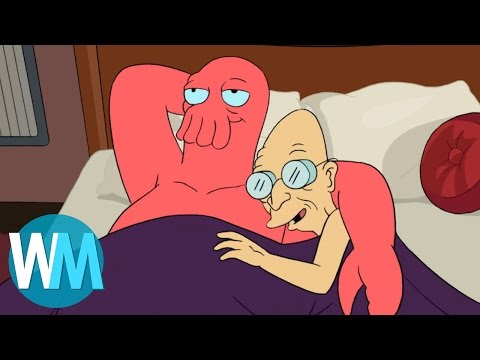Top 10 Hilarious TV Body Swaps