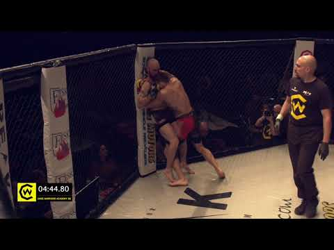 #CWSE23 - Edwards V Butters - 155lbs Professional MMA Contest