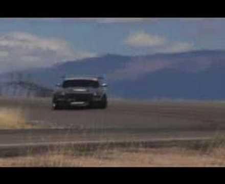 Tony Angelo testing his RX8