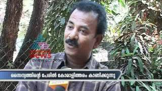 Film Director Major ravi slams Sreenivasan