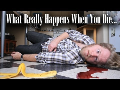 What Really Happens When You Die - YouTube