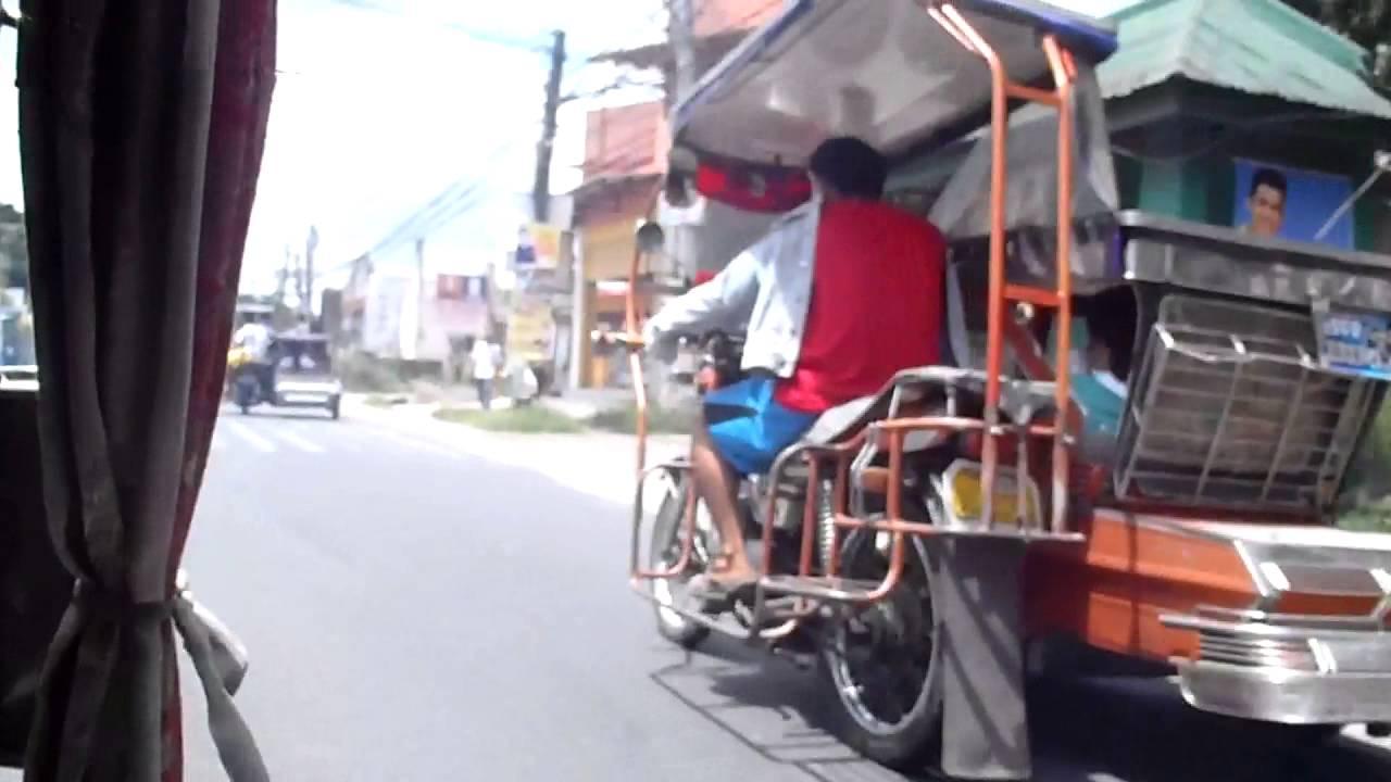 Lipa City, Batangas (Tricycle)