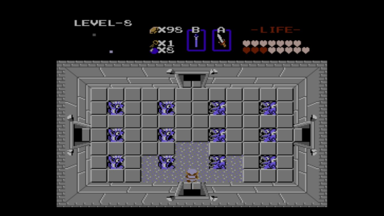 Legend Of Zelda Level 6: Let's Play The Legend Of Zelda (NES