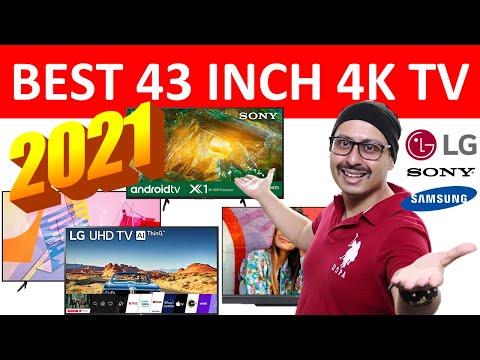 BEST 43 INCH 4K TV 🔥 BIGGEST COMPARISON OF 43 INCH 4K TV 🔥 BEST 43 INCH TV In INDIA 2021