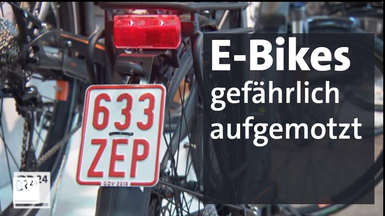 b9ae8e341bcde8 Illegaler Trend  E-Bike Tuning - YouTube