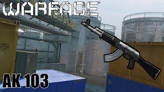 warface - AK 103 (Shiny Metal Skin)
