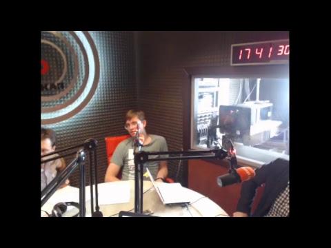 Прямая трансляция из студии радио КП Новосибирск
