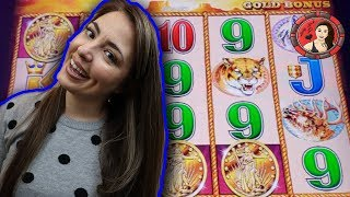 Slot Machine Malfunction Handpay Jackpot on Buffalo Gold | Must Watch