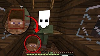 The most HAUNTED Seed in Minecraft! Do NOT Play on this Minecraft Seed! (Full Orphanage Documentary)