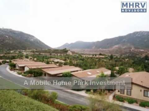 Mobile Home Parks For Sale Investment Video