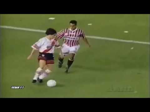 Marcelo Salas vs Sao Paulo - Final Supercopa Sudamericana 19