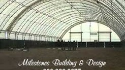 Fabric Buildings|Equestrian Dressage|Indoor Riding Arena|Stables
