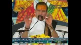 SANSKAR LIVE - SHRI KRISHNA CHANDRA SHASTRI - SHRIMAD BHAGVAT KATHA (NEW DELHI) - DAY 8