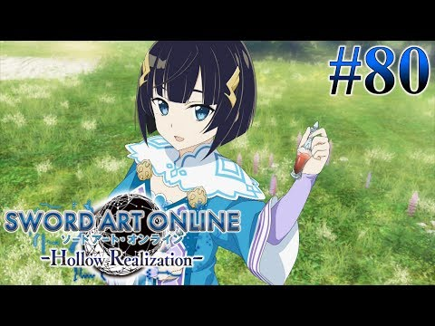 Sword Art Online: Hollow Realization Walkthrough Episode 80: Learning Mastery Skills