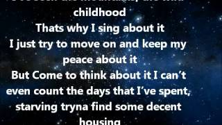 B.o.B.-So Hard To Breathe (Lyrics)
