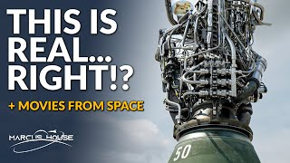 SpaceX Starbase Ground Support Systems Near Complete, Movies being made from Space, JWST Update