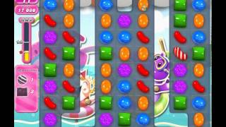 Candy Crush Saga level 1032唔用工具就好難過關!