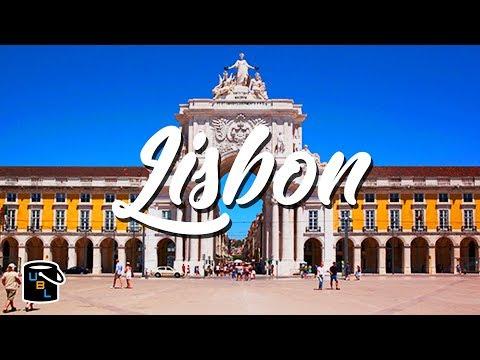 ☀️ Lisbon Portugal Travel Guide - Ultimate Bucket List Ideas