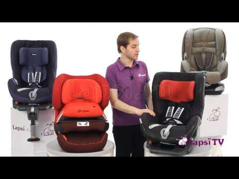 Как выбрать автокресло группы 1 (How To Choose The Car Seat Group 1)
