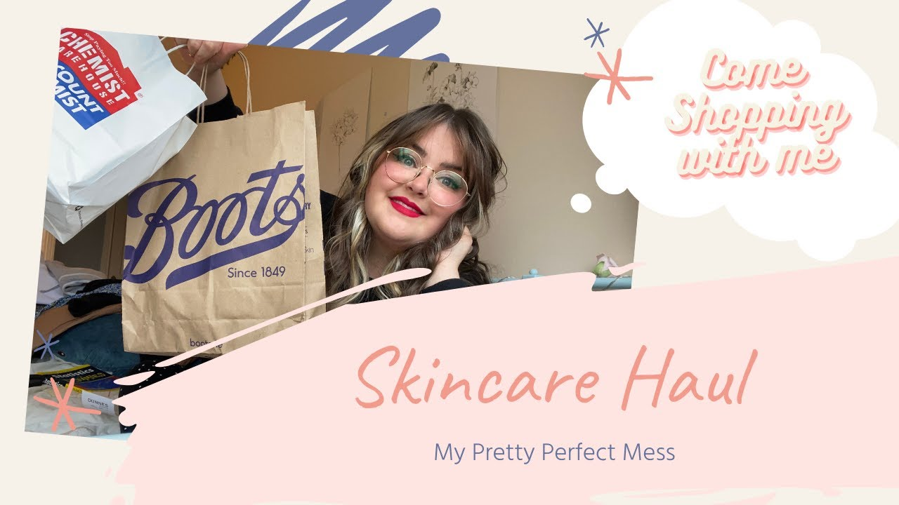 Skin Care Haul - Come Shopping With Me!