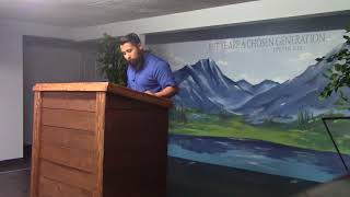These things speak | Bro  Ulises Hernandez|