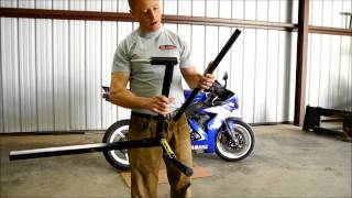 Heindl Engineering Sportbike Center Stand