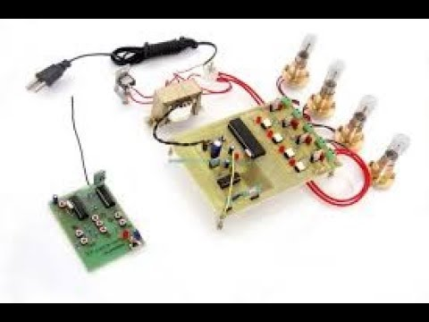 Radio frequency RF control loads system  Live projects hyderabad   Mechanical projects  