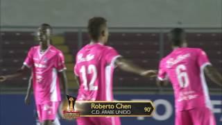 SCCL 2016-17: Deportivo Árabe Unido vs FC Dallas Highlights