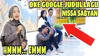 Download lagu NGAKAK!!! PRANK LAGU NISSA SABYAN HMMM  1 JAM! - Prank Indonesia Jordan Nugraha MP3