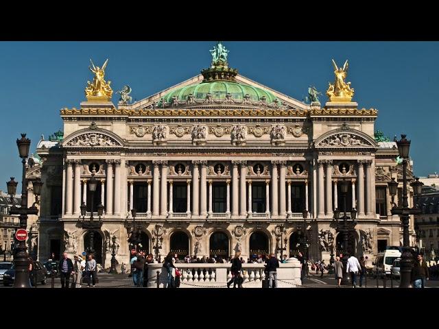 Trois minutes d'art - L'Opéra Garnier