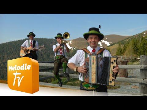 Schneiderwirt Trio - Der Steirische Brauch Geht Um Die Welt (Offizielles Musikvideo)