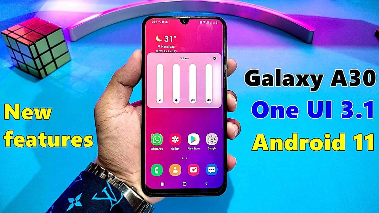 Samsung Galaxy A32 5G vs Samsung Galaxy A30