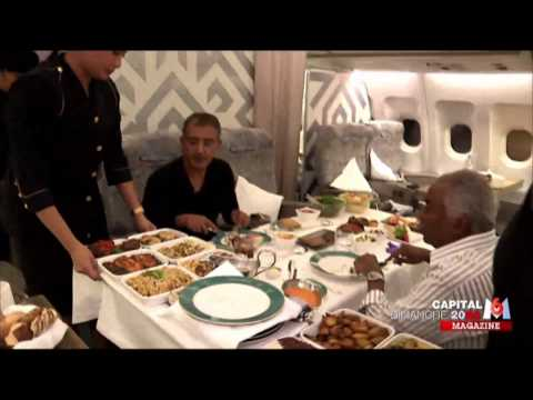 Ba Capital Dimanche 20h50 M6  homme très riche quatar investit en france pourquoi