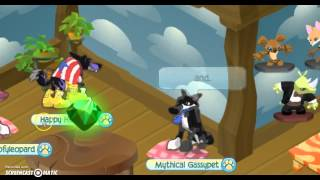 AJ; If animal jam was a dating website.
