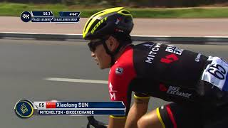2018 Dubai Tour stage 5 highlights