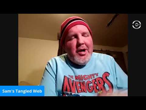 Comic Book Talk With Sam S Tangled Web Youtube