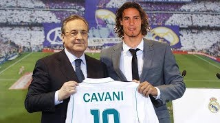 Cavani Welcome To Real Madrid? Confirmed & Rumours Summer Transfers 2018 ft Neymar,Salah