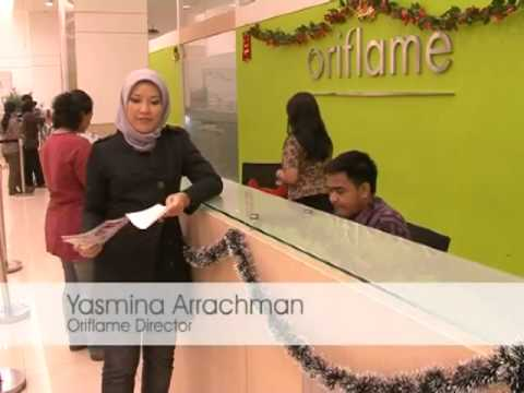 Kredit Pribadi Oriflame Indonesia