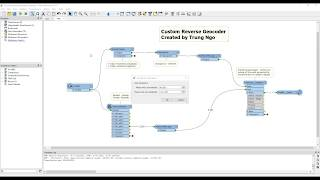 FME - Custom Reverse Geocoder