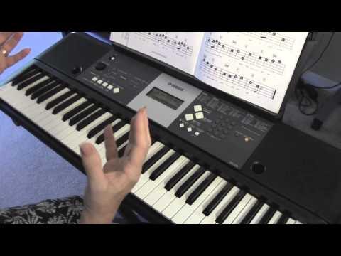 Portable Keyboard Basics