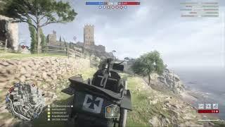 Battlefield 1 - Conquest - Empire's Edge - Random Funny Driving