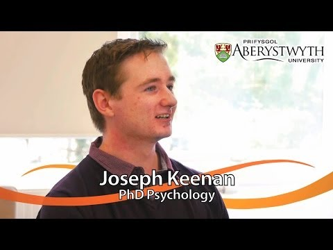 Postgrad Student Talks: Joseph Keenan, PhD Psychology