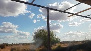 Storm clouds approaching Mt Magnet  16/12/18 part 2