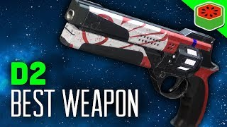 Best weapon in the beta! | destiny 2 pc gameplay