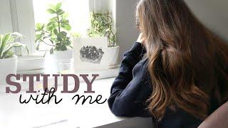 Jesienne STUDY WITH ME